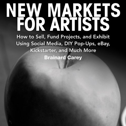New Markets for Artists audiobook cover art