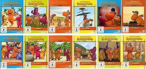 Der kleine Drache Kokosnuss - TV-Serie Teil 1 - 12 im Set - Deutsche Originalware [12 DVDs]