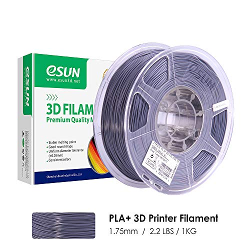 eSUN PLA Plus Filamento de Impresora 3D, Filamento PLA+ 1.