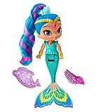 Fisher-price Girls Shimmer & Shine Magic Mermaid Shine Toy Englisch Version