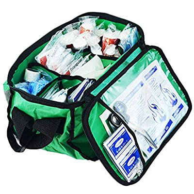 JFA Large Haversack Bag First Aid Kit by JFA Medical