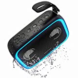 Bluetooth Speakers, Asimom 28W Portable Outdoor Speakers with Enhanced Bass, IPX7 Waterproof, Bluetooth