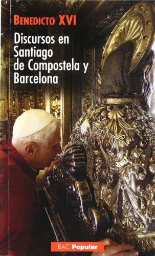 Discursos en Santiago de Compostela y Barcelona (POPULAR)