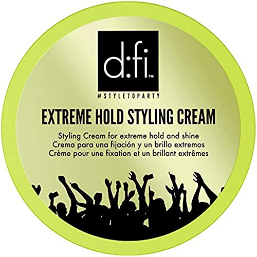 D:FI HAIR Extreme Hold Styling Cream, 5.3 Ounce