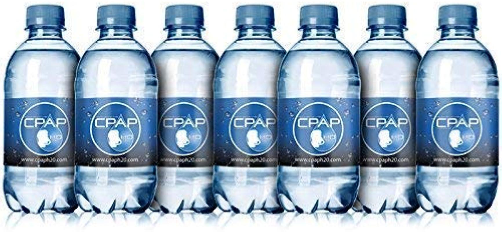 CPAP H2O Premium Distilled Water 24 Bottle Pack