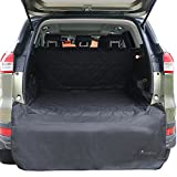 Homdox Dog Car Seat Cover & Cargo Liner for SUVs Cars Trucks, Waterproof Nonslip Pet Cargo Cover Dog Seat Cover Mat for Back Seat
