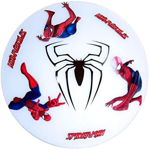 Plafondlamp wandlamp kinderkamerlamp Spiderman G1