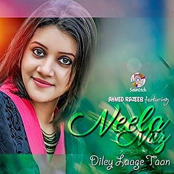 Diley Laage Taan (feat. Ahmed Razeeb)