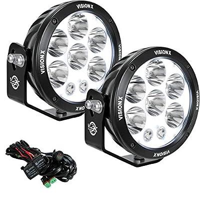 Vision X Lighting CGA-CPMH8MKIT 6.7? ADV Light Cannon Series Kit
