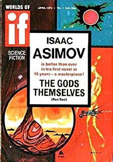 Worlds of If: Science Fiction, Vol. 21, No. 5, March-April 1972 [Single Issue Magazine] Isaac Asimov; Harry Harrison; Robe...
