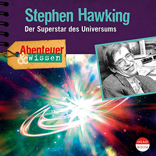 Couverture de Stephen Hawking - Der Superstar des Universums