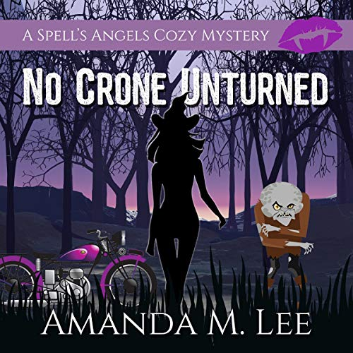 No Crone Unturned  By  cover art