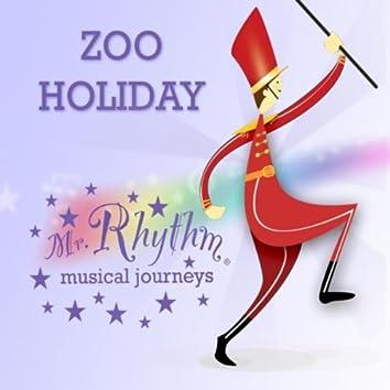 MISTER RHYTHM'S ZOO HOLIDAY