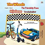 The Wheels -The Friendship Race (English Danish Bilingual Book for Kids) (English Danish Bilingual Collection)