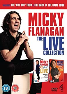 Micky Flanagan - Live Collection