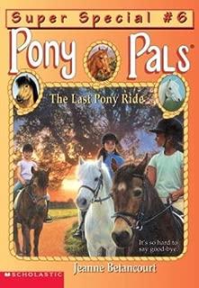 pony pals the last pony ride