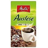 Melitta Auslese klassisch-mild Filterkaffee 18x 500g (9000g) - Melitta Café gemahlen
