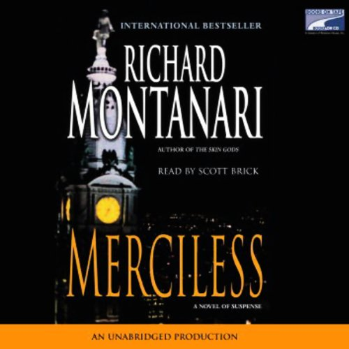 Merciless audiobook cover art