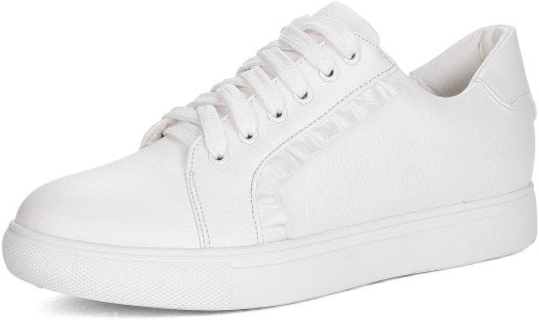 AicciAizzi Women lace Up Sneaker shoes