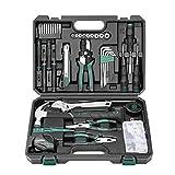 HWSDMW Hand-Werkzeug-Set Startseite Tool Kit Präzisionswerkzeug Wit Mit Schlüssel Kunststoff Toolbox Multi-Funktions-Werkstatt und Garage Reparatur und Wartung,style3