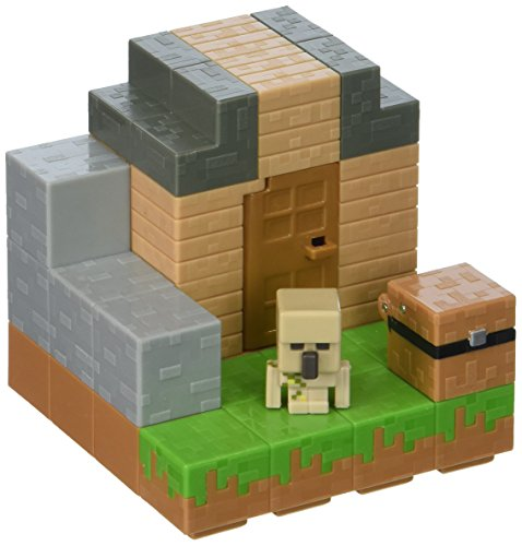 Minecraft Loot Lair Environment Playset