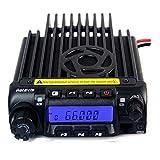 Retevis RT-9000D Mobile Radio Car Transceiver Long Range VHF Two Way Radio 200CH 50 CTCSS 1024 DCS VOX Amateur Ham Radio Transceiver(1 Pack)