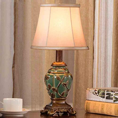 Araña Lámpara de mesa Led Lustre Lámparas de mesa retro para sala...