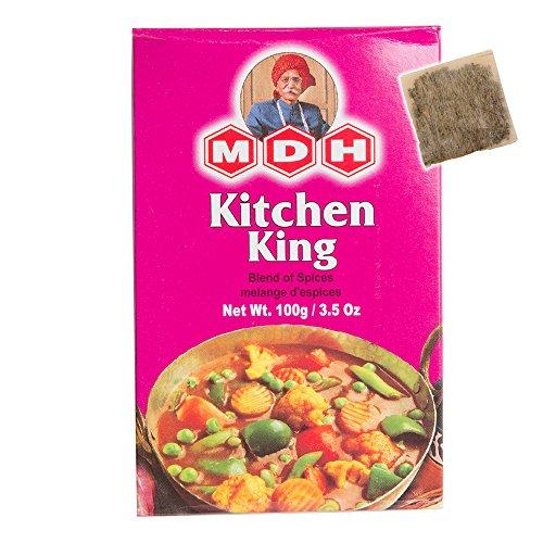 MDH キッチンキング 100g 1箱 Kitchen King スパイス ハーブ 香辛料 調味料 ミックススパイス 業務用