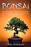 BONSAI: The Ultimate Beginner's Guide on How To Cultivate, Take Care and Grow Your Bonsai Tree (Ideal for Any Bonsai Type   #2020 Version)