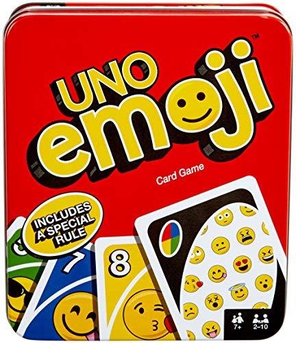 Uno Emoji [Amazon Exclusive] JungleDealsBlog.com