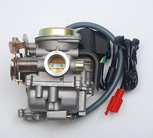 Ruche filtre faciles à neuf Carburateur 50 cc Scooter cyclomoteur GY6 Carburateur Sunl Roketa