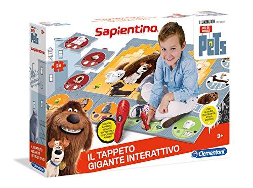 11926 – Juego The Secret Life of Pets La Alfombra Gigante interactiva