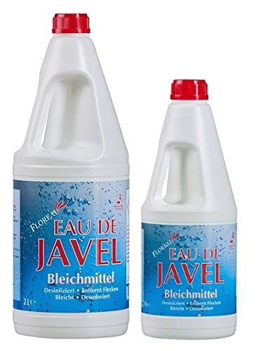 Javelwasser Eau de Javel Bleichmittel 2 Liter