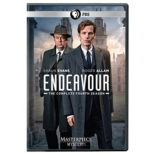 Masterpiece Mystery: Endeavour - Season 4 [DVD] [Import]