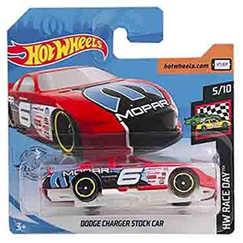 FM Cars Hot-Wheels Dodge Charger Stock Car HW Race Day 5/10 (76/250) 2019