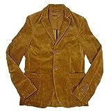 Koon(クーン) コーデュロイ シングルジャケット [メンズ] 820101104042 JAX P06【BWN(2)/48サイズ】 BWN,48