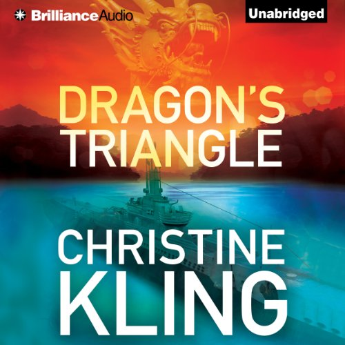Dragon's Triangle audiobook cover art