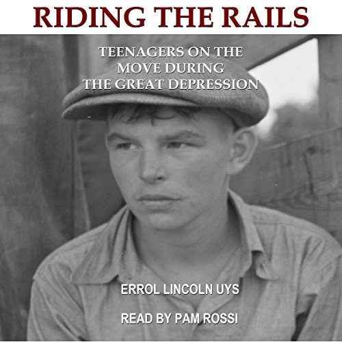 Riding the Rails audiobook cover art