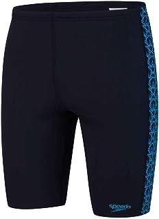 Speedo Men's Boomstar Splice Jammer Swim Shorts for Men