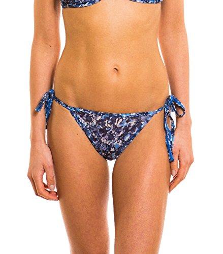 Kiniki Oceana Tan Through Sonnendurchlässige Seitlich zu bindende Bikinihose 40/42