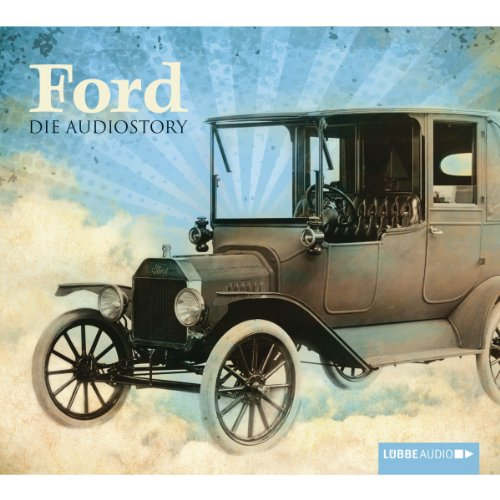 Ford: Die Audiostory audiobook cover art