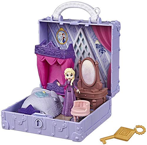 Disney Frozen Adventures Elsa's Bedroom Pop-Up Playset with Handle Now $10.57