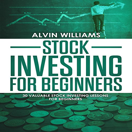 Stock Investing for Beginners audiobook cover art