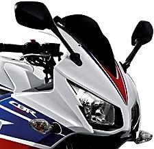 Puig 7228N Black Racing Shield (Ducati 959-1299 Panigale/S)