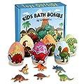 Organic Bath Bombs,Handmade Gift Set Safe Bath Fizz Balls