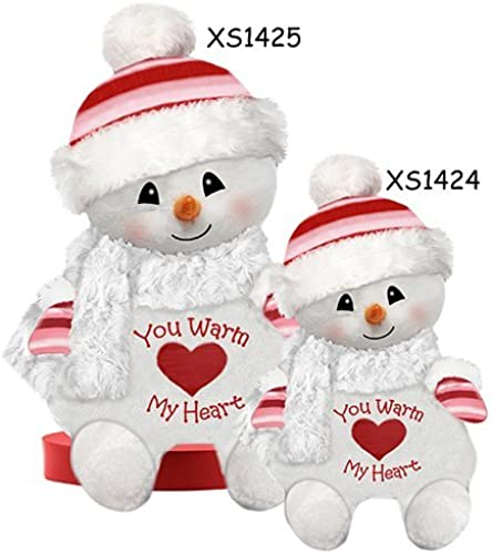 First & Main Valentine's Day Lil' Snowbaby Plush by First & Main