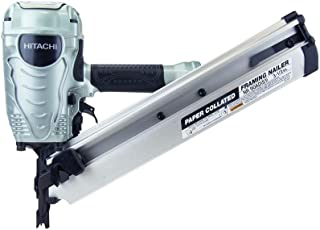 Hitachi NR90ADS1 Hitachi NR90ADS1 3-1/2 in. Paper Collated Framing Nailer (Certified Refurbished)