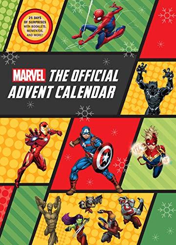 Marvel: The Official Advent Calendar