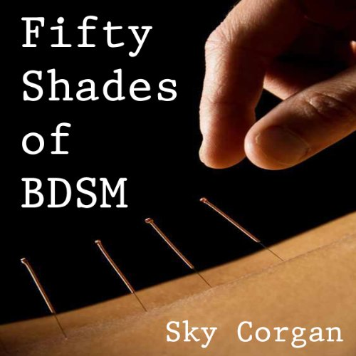 Fifty Shades of BDSM audiobook cover art