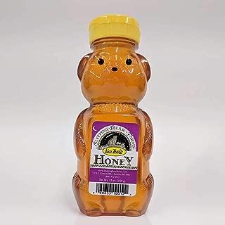 Star Thistle Honey Bear - Pure Michigan Honey, Unpasteurized, Unblended, No Additives - 12oz